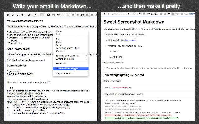 Markdown Here_2.12.0_1