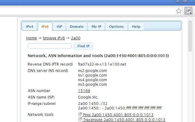 IP Address and Domain Information_4.0.6.0_1
