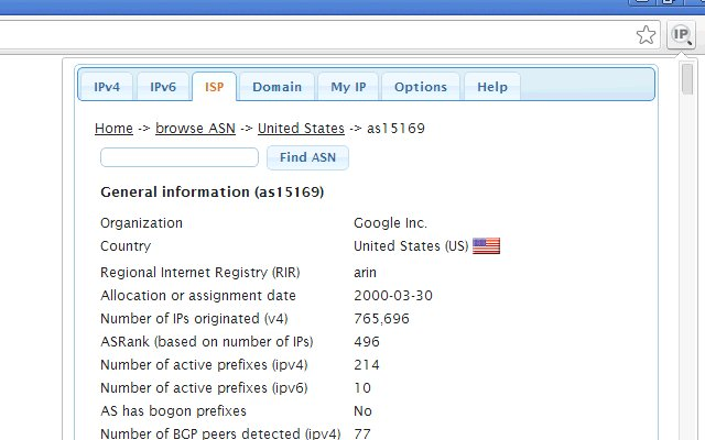 IP Address and Domain Information_4.0.6.0_2